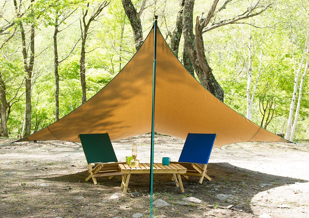 外遊び生活向上キャンプブログ テンマクデザインムササビウィングの画像