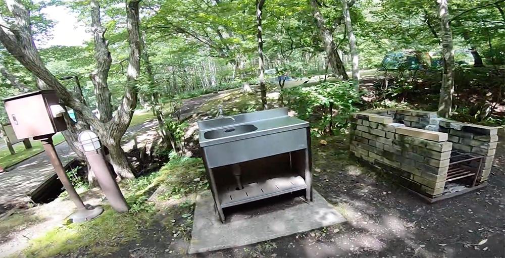 外遊び生活向上キャンプブログ 休暇村嬬恋鹿沢キャンプ場オートサイトの画像