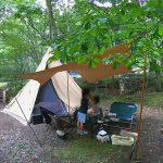 夏休みキャンプ 休暇村嬬恋鹿沢キャンプ場に行ってきましたが。。。