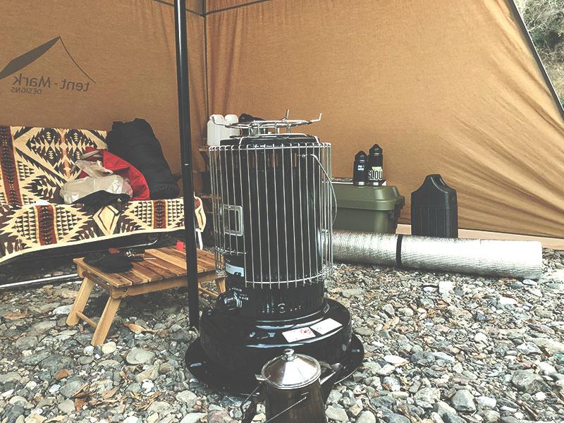 外遊び生活向上キャンプブログ 冬キャンプ画像02