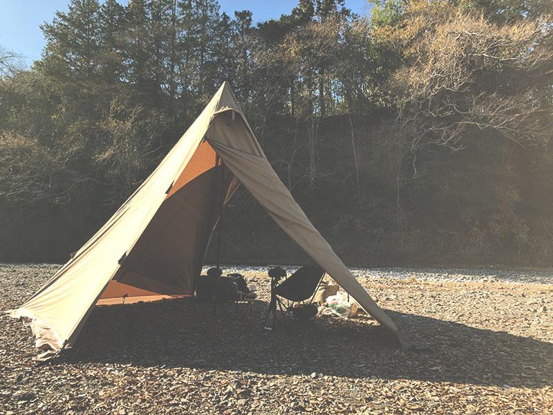 外遊び生活向上キャンプブログ 冬キャンプ画像01
