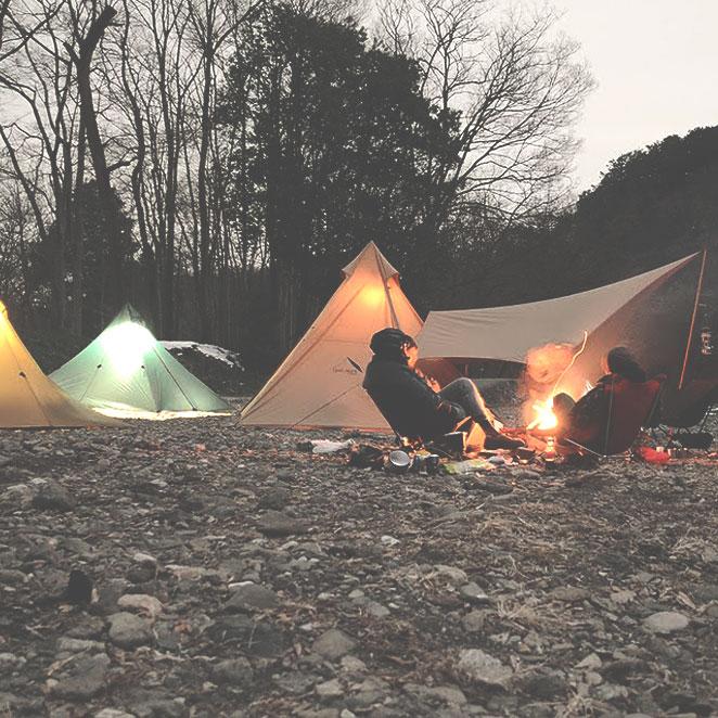 外遊び生活向上キャンプブログ 冬キャンプ画像05