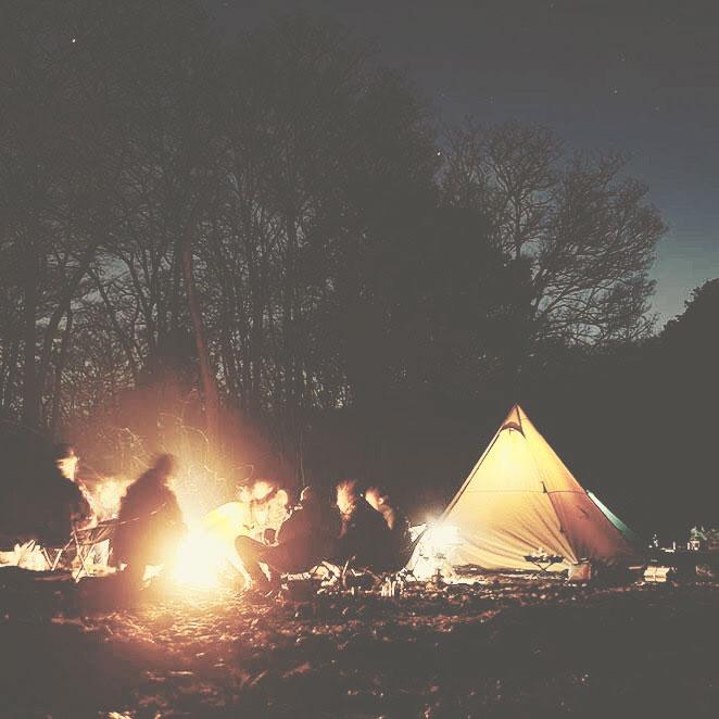 外遊び生活向上キャンプブログ 冬キャンプ画像04