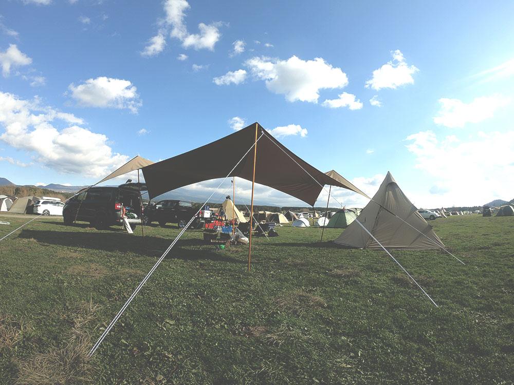 外遊び生活向上キャンプブログ ふもとっぱら キャンプ場画像05