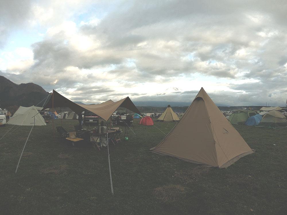外遊び生活向上キャンプブログ ふもとっぱら キャンプ場画像06
