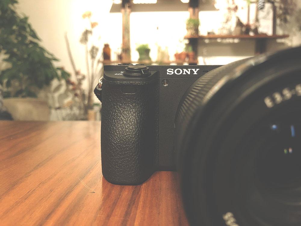 sony α6500 カメラの画像