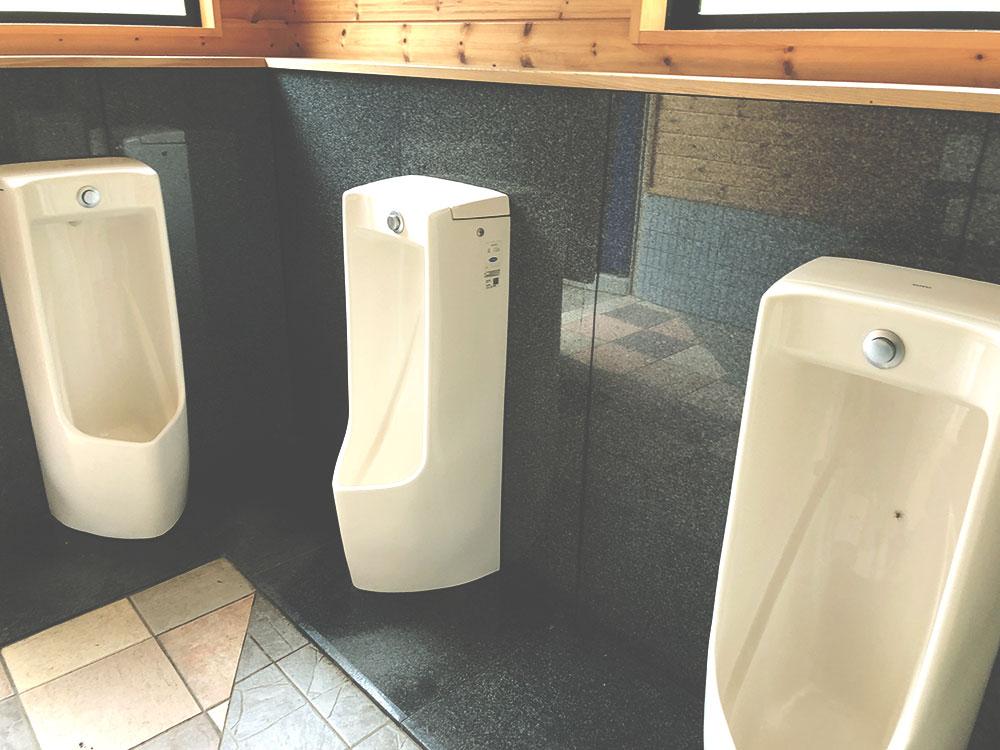 道志の森 綺麗なトイレ04
